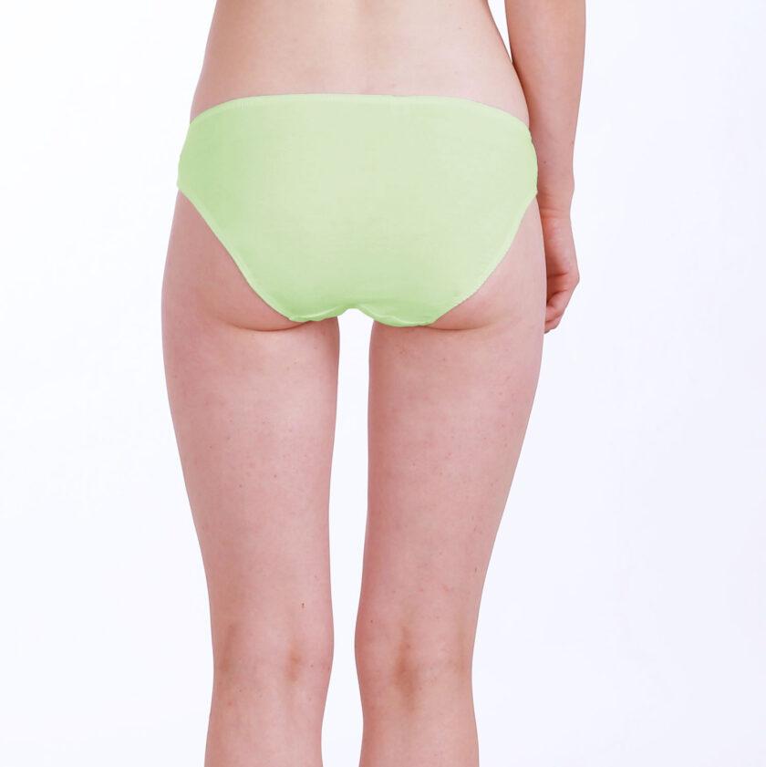 Bikini Low Rise Anti-Microbial Panty Peach